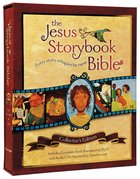Jesus Storybook Bible Collectors Ed (Animated DVD Included)