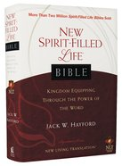 NLT New Spirit-Filled Life Bible