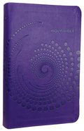 NKJV Deluxe Gift Bible Purple Leathertouch