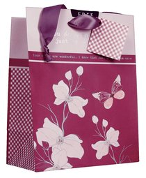 Gift Bag Medium: Everything Beautiful (Incl Tissue Paper & Gift Tag)