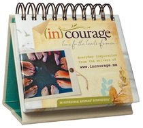 Daybrighteners: In Courage, Home For the Hearts of Women (Padded Cover)