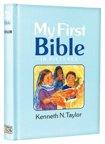 My First Bible in Pictures (Blue)