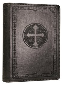 NIV Pocket Bible Grey Cross