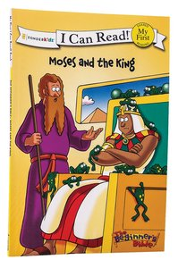 Moses and the King (My First I Can Read/beginners Bible Series)