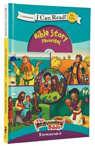 Bible Story Favourites With CD (I Can Read!1/bible Stories Series)
