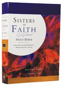 KJV Sisters in Faith Bible