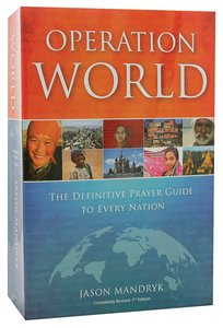 Operation World (7th Edition) (2010 Edition)
