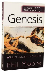 Genesis (Straight To The Heart Of Series)