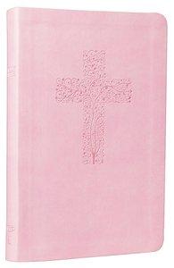 NKJV Ultraslim Bible Blush Pink (Essentials)