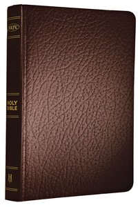 NKJV Gift & Award Bible Brown