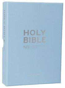 NIV Pocket Pastel Blue Soft-Tone Bible