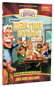 Aio: Whits End Mealtime Devotions (Adventures In Odyssey Imagination Station Series)