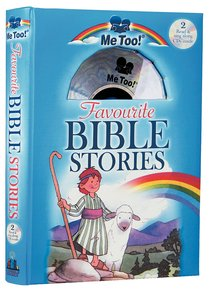 Favourite Bible Stories (2 Read and Sing Along Cds) (Me Too! Series)