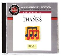 25Th Anniversary Project #01: Give Thanks