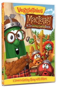 Veggie Tales #53: Maclarry and the Stinky Cheese Battle (#53 in Veggie Tales Visual Series (Veggietales))