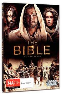 The Bible: The Epic Mini-Series (4-dvd Set)