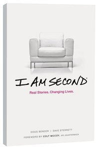 I Am Second: Real Stories. Changing Lives (Unabridged, Mp3)