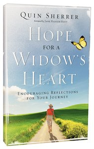 Hope For a Widows Heart