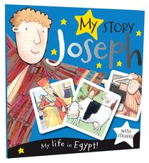 My Story Joseph (Includes Stickers)