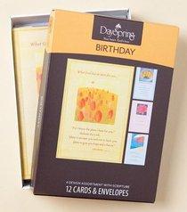Boxed Cards Birthday: Celebrating