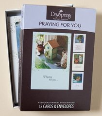Boxed Cards Praying For You: Calis Cottage