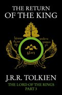 Return of the King (#03 in Lord Of The Rings Series)