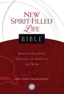 NLT New Spirit-Filled Life Bible