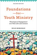Foundations For Youth Ministry