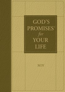 Gods Promises For Your Life (Niv)