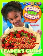 Kids Time: Gods Kids Grow Leaders Guide (Gospel Light Kids Time Series)