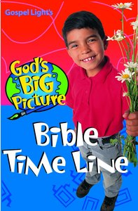 Gods Big Picture Bible Time Line