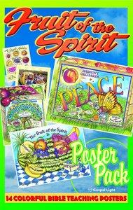 Kids Time: Gods Kids Grow Poster Pack (Gospel Light Kids Time Series)