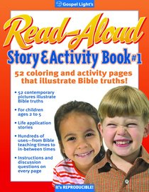 Read-Aloud Story and Activity Book #1