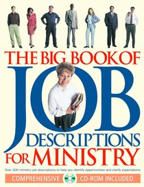 The Big Book of Job Descriptions For Ministry