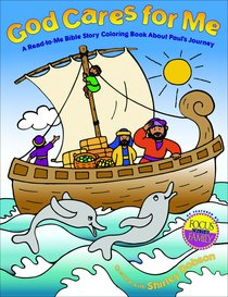 Colouring Book: God Cares For Me (Shirley Dobson Colouring Books Series)