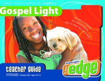Gllw Summera 2018/2019 Ages 10-12 Teachers Guide Grades 5&6 (Year a) (Gospel Light Living Word Series)