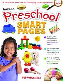 Preschool Smart Pages (Reproducible)