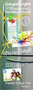 Family Fridge Fun (Gospel Light Living Word Series)