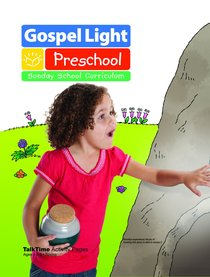 Gllw Springa 2012 Ages 4/5 Talktime Activity Pages (Gospel Light Living Word Series)