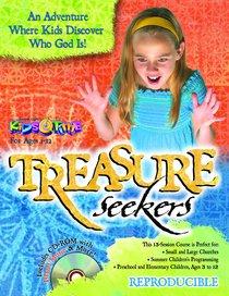 Kids Time: Treasure Seekers Ages 2-12 With CDROM (Leaders Guide) (Gospel Light Kids Time Series)