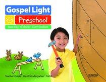 Gllw Fallb 2019 Ages 4/5 Teachers Guide (Gospel Light Living Word Series)