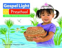 Gllw Falla 2018 Ages 2&3 Teacher Guide (Gospel Light Living Word Series)
