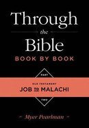 Job to Malachi (#02 in Through The Bibles Series)