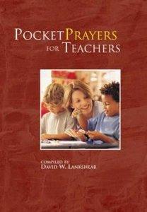 Pocket Prayers For Teachers