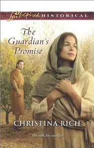 The Guardians Promise (Love Inspired Series Historical)