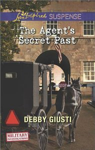 The Agents Secret Past (Military Investigations) (Love Inspired Suspense Series)