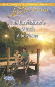 The Firefighters Match (Gordon Falls) (Love Inspired Series)