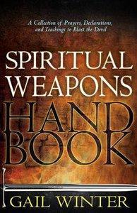 Spiritual Weapons Handbook