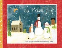 Joyful Joyful: Christmas Memories Book