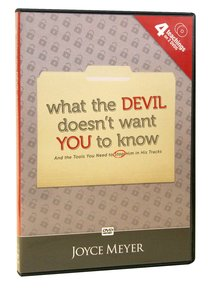 What the Devil Doesnt Want You to Know